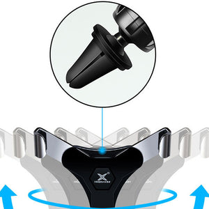 Car Phone Holder In Car Air Vent Mount Stand Mobile Holder