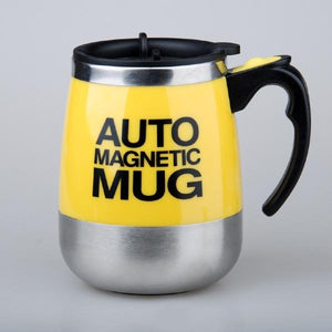 Automatic Magnetic Coffee Stirring Mug