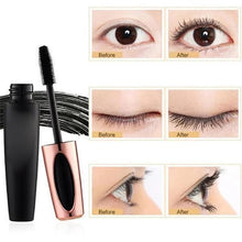 Load image into Gallery viewer, 4D Silk Fiber Lash Mascara Curling Makeup Eyelash