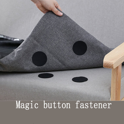 Double-sided Fixed Velcro Adhesive Sofa Bed Sheets Anti-running Anti-slip Floor Home Decoration