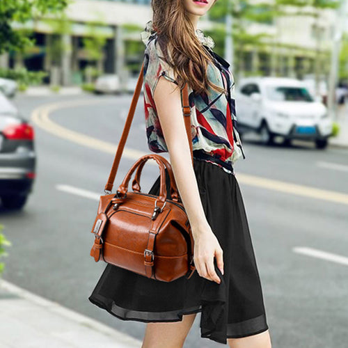 New Ladies Handbags Casual Crossbody Shoulder Bag