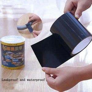 Super Strong Waterproof Patch Bond Seal Repair Stop Leak Adhesive Tape