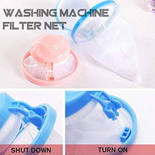 Load image into Gallery viewer, Pet Hair Remover For Washing Machine Reusable Hair Filter Net Bag