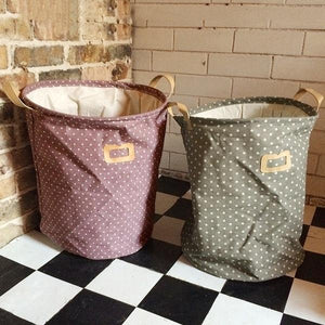 Home Waterproof Laundry Basket Hamper Sorter