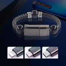 Load image into Gallery viewer, Mini Micro USB Bracelet & Charging Cable