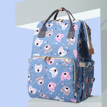 Load image into Gallery viewer, Durable Polar Bear Weekender Diaper Bag
