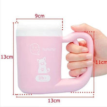 Load image into Gallery viewer, 360° Pet Paw Cleaning Cup (Cats & Dogs)