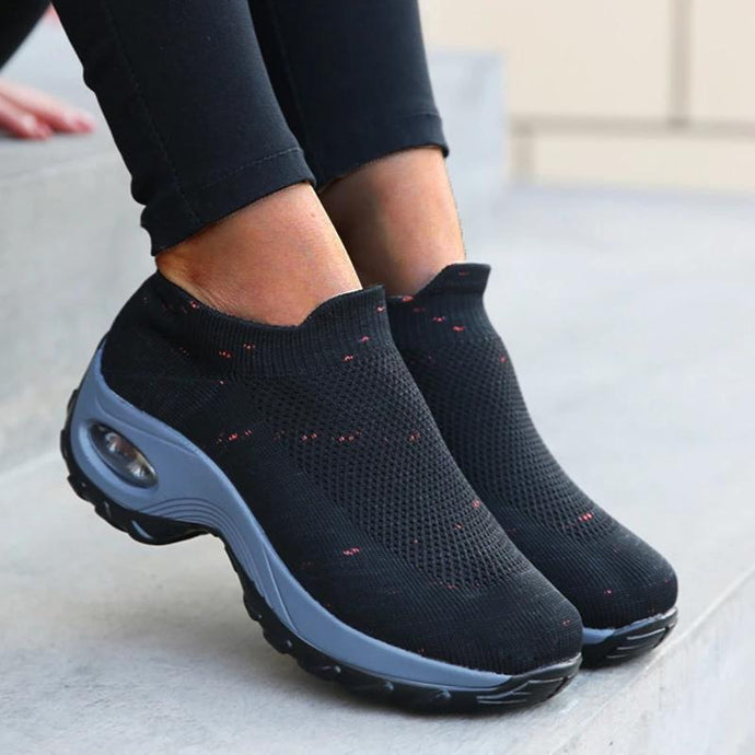 Women Comfort Breathable Running Sneakers