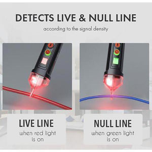 Intelligent Multi-function Line Detection Induction Test Pen