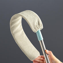 Load image into Gallery viewer, Long handle Bedside Dust Brush Mop Flexible for Sofa Gap Ceiling Household Cleaning Tools