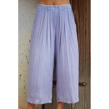 Load image into Gallery viewer, Casual Cotton Blend Solid Color Pants
