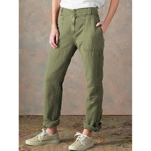 Load image into Gallery viewer, Casual Women Plain Pockets Pants