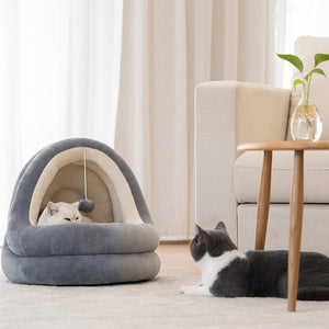 High Quality Cat House Cozy Bed Cave Sleeping Nest
