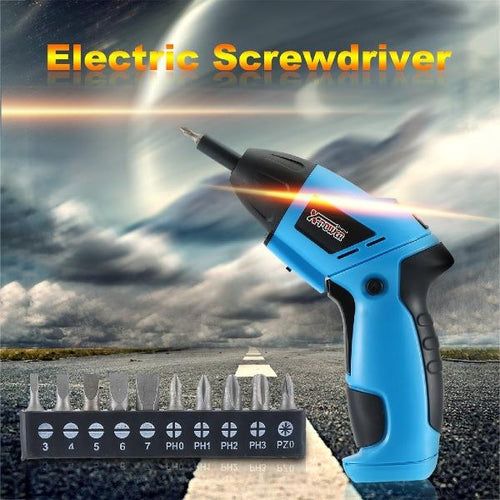 X-power Cordless Electric Screwdriver Bits