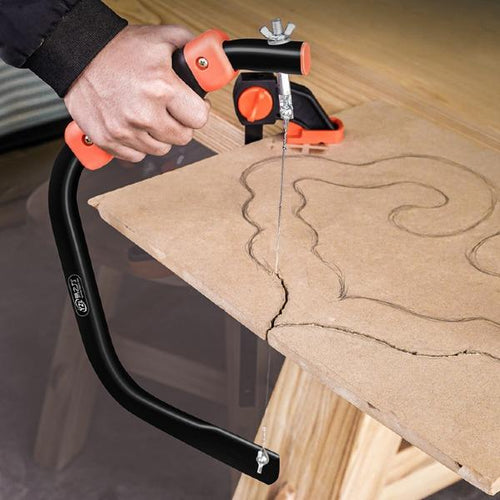 Professional Grade Woodworking Handsaw