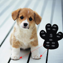 Load image into Gallery viewer, 4PCS SET Pet Insoles Anti-dirty Dog Pads Puppy Foot Stickers