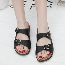 Load image into Gallery viewer, Women Soft Sole Casual Comfort Slippers