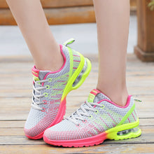 Load image into Gallery viewer, Fashion Air Cushion Running Outdoor Sneakers