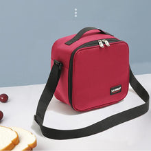 Load image into Gallery viewer, Fashionable Children's Portable Insulated Lunch Bag