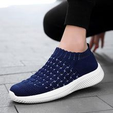 Load image into Gallery viewer, Fashion Solid Color Platform Sneakers