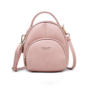 Ladies Fashion Multifunctional Backpack
