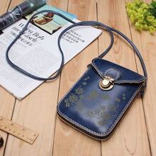Load image into Gallery viewer, Mini PU Bohemian Outdoor Printed Crossbody Bag