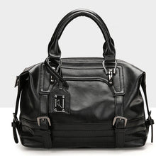 Load image into Gallery viewer, Women Fashion Tote Satchel Purse Lady Messenger Handbag Vintage Shoulder Bags