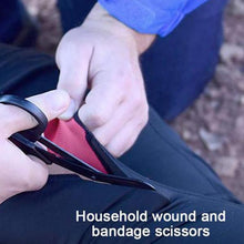 Load image into Gallery viewer, Emergency Response Shears Outdoor Paramedic Bandage Hand Tools