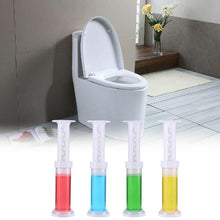 Load image into Gallery viewer, Flower Shape Needle Toilet Gel