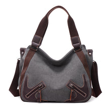 Load image into Gallery viewer, Women's Handbag Patchwork Large Capacity Casual Versatile Faddish Bag