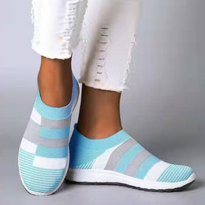 Casual Slip-on Flat Soft Sneakers