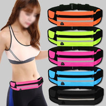 Load image into Gallery viewer, Running Fitness Outdoor Sports Waist Bags
