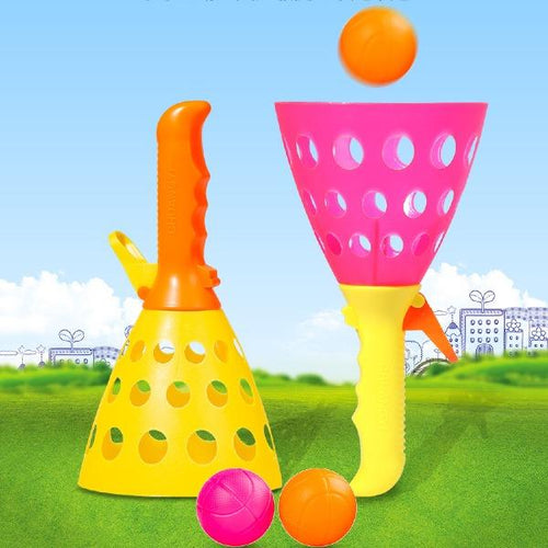 Toss The Ball Outdoor Parent-child Games Toys