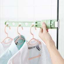 Load image into Gallery viewer, Creative Drying Clothes Hangers Home Bathroom Organizer Storage Hanger