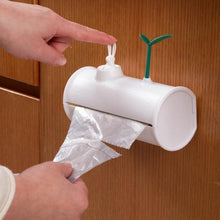 Load image into Gallery viewer, Waterproof Wall-Mounted Garbage Bag Dispenser