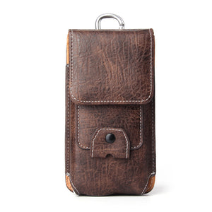 Vintage Universal Pouch Case For iPhone 5.5/4.7 Inch Waist Bag