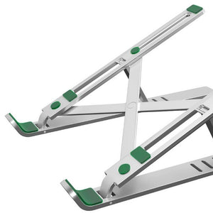 Six Level Angle Adjustment Foldable Laptop Stand