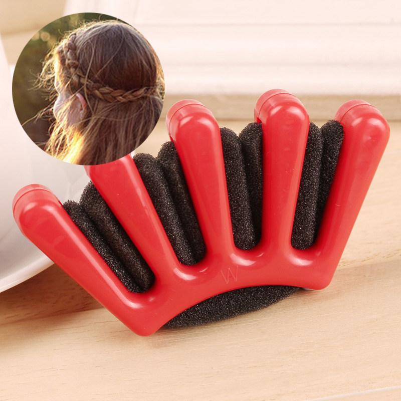 Resin Hair Clips For Women Girls Diy Hairstyle Elegance Tool