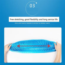 Load image into Gallery viewer, Breathable Comfortable Cervical Health Care Pain Release Gel Seat Cushion