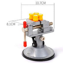 Load image into Gallery viewer, 360 Degree Rotary Adjustable Table Vise
