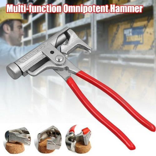 Multi-function Universal Hammer Screwdriver