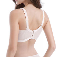 Load image into Gallery viewer, Lace Soft Nursing Wireless Push Up Bras