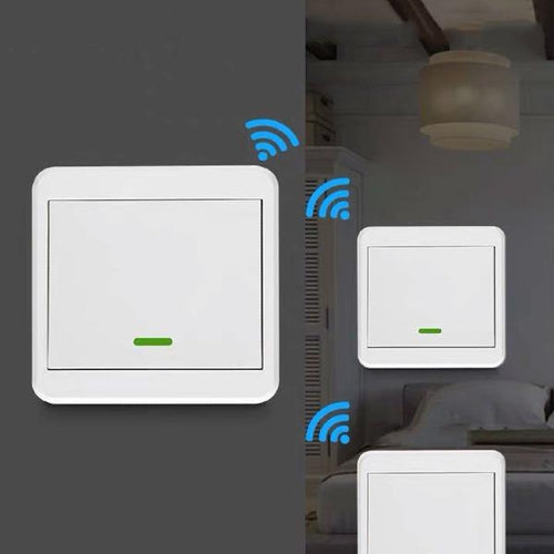 Wireless Light Switch Remote Light Switches