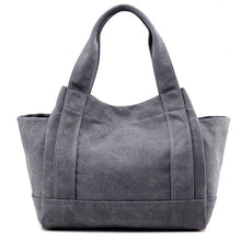 Load image into Gallery viewer, Canvas Casual Handbag Shoulder Bag Sport Outdoor Bag For Women