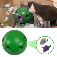 Load image into Gallery viewer, Funny Cat Interactive Toy At Scratching Device For Cat Sharpen Claw Pop Cat Training Toy