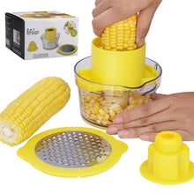 Load image into Gallery viewer, Durable Corn Peeler Potato Slicer Ginger Pencil Sharpener Measuring Cup Kitchen Gadge tools