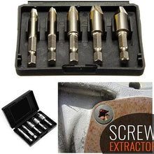 Load image into Gallery viewer, Damaged Screw Extractor (5 PCs)