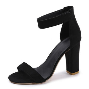 Casual Magic Tape Daily Fashion Pumps