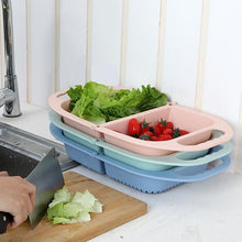 Load image into Gallery viewer, Home Kitchen Multifunctional Foldable Drain Basin