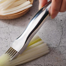 Load image into Gallery viewer, Kitchen Onion  Vegetable Knife Cutter Graters
